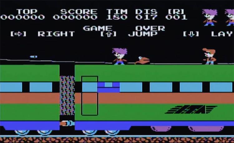 Stop the Express gameplay screenshot