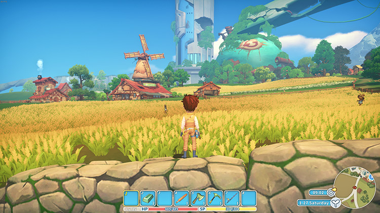 Clarity Reshade My Time at Portia Mod