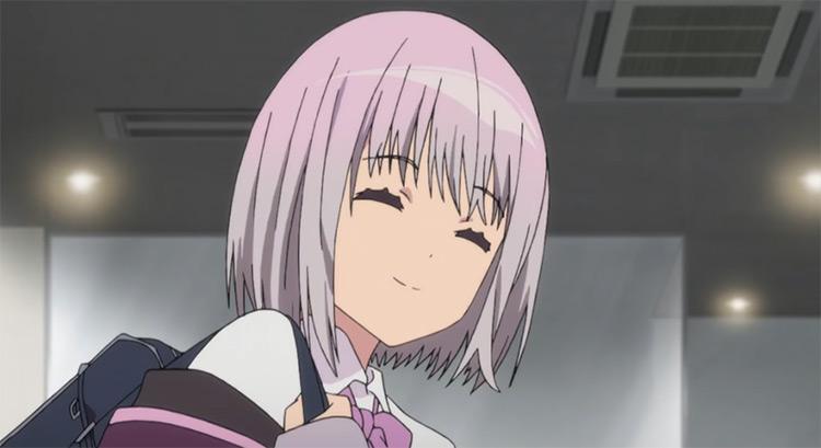 Akane Shinjo in SSSS.Gridman anime
