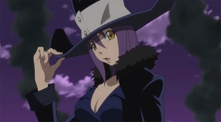 Blair anime girl with a hat