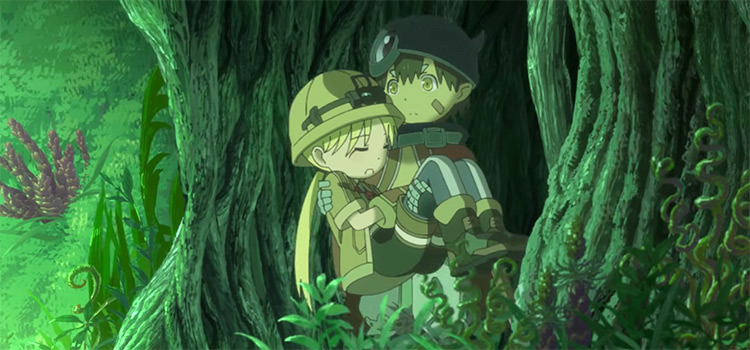 Made in Abyss Sci-Fi Anime Screenshot