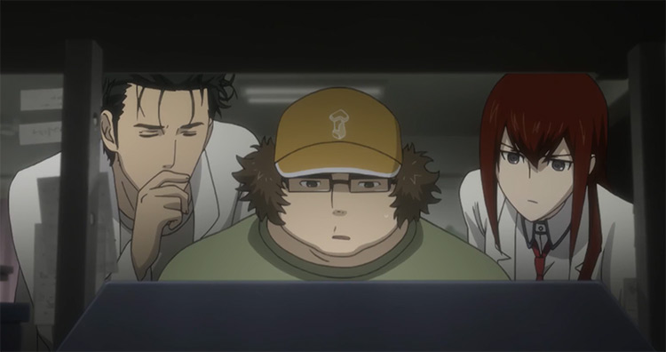 Steins Gate Anime screenshot