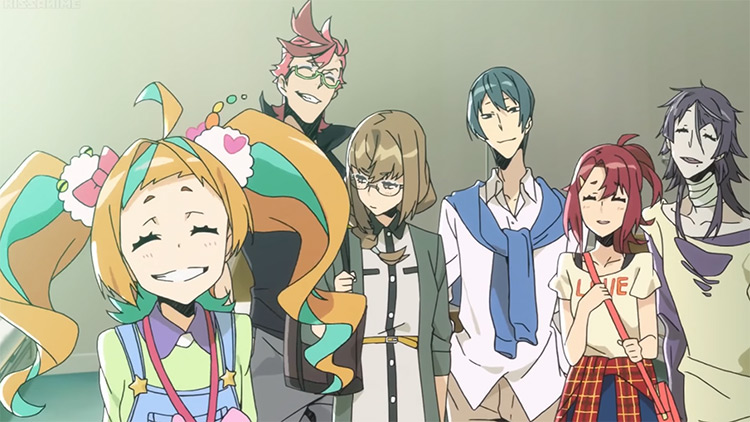 Kiznaiver Anime screenshot