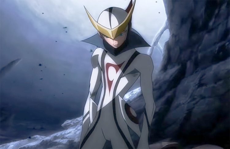 Casshern Sins Anime screenshot