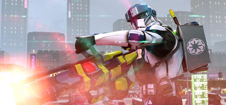 XCOM2 Star Wars Modded Preview