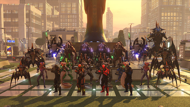 Long War Alien Pack XCOM 2 mod