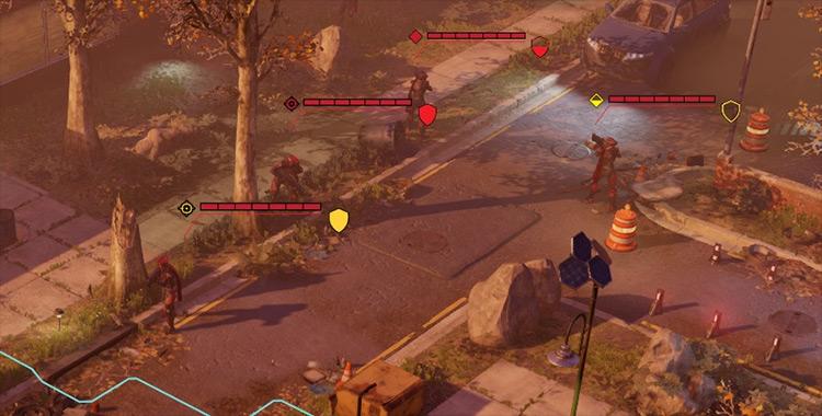 Gotcha (Flank Preview Evolved) XCOM 2 mod