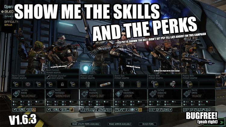 ShowMeTheSkills XCOM 2 mod