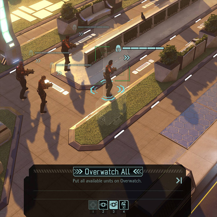 Overwatch All/Others XCOM 2 mod