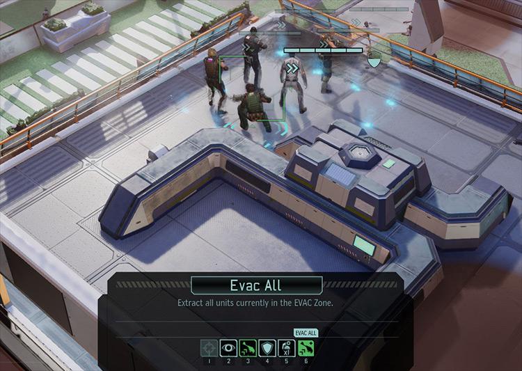 Evac All XCOM 2 mod screenshot