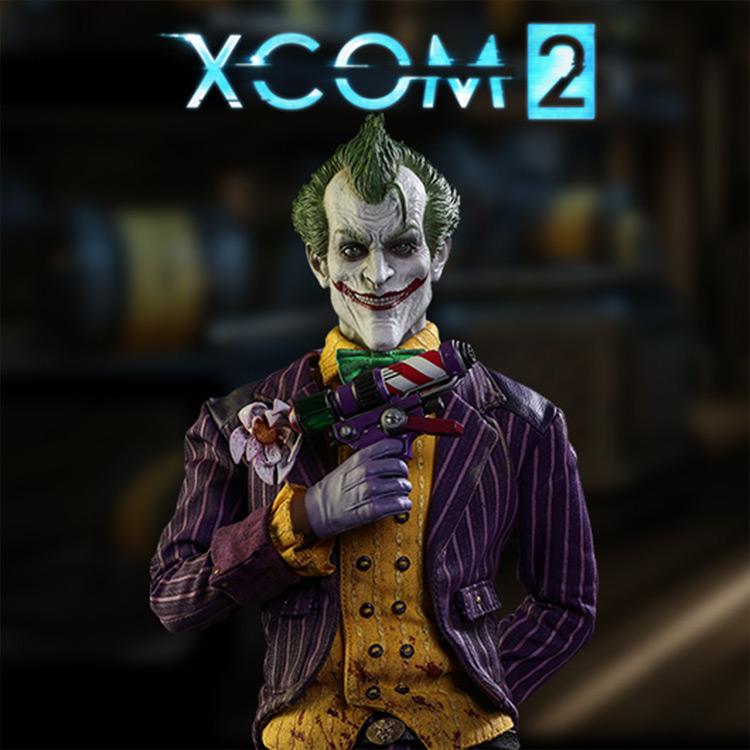 Mark Hammil Joker Voicepack XCOM 2 mod