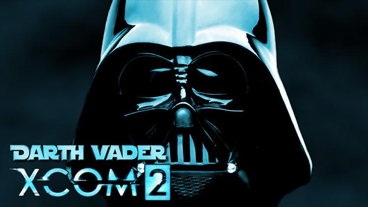 Darth Vader Voice Pack mod for XCOM 2