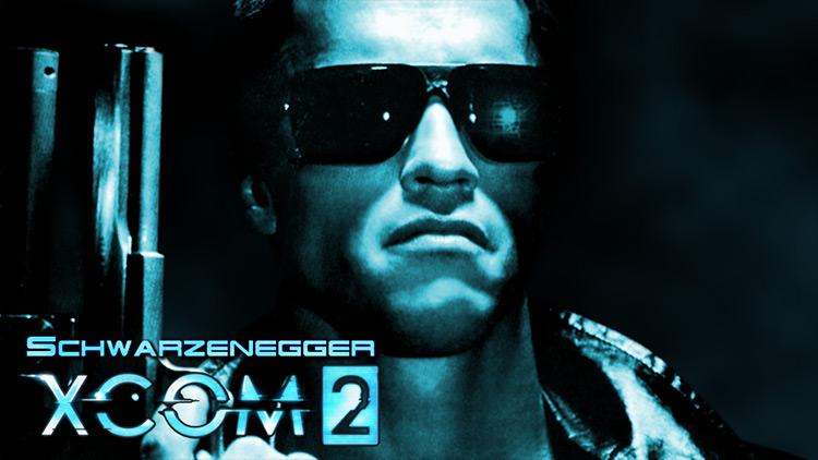 Arnold Schwarzenegger Voice Pack XCOM 2 mod
