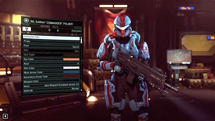CP Halo Spartans mod for XCOM 2