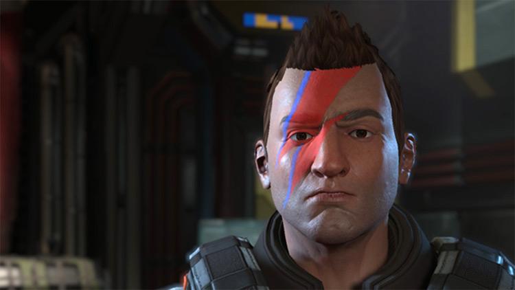 Custom Face Paints XCOM 2 mod