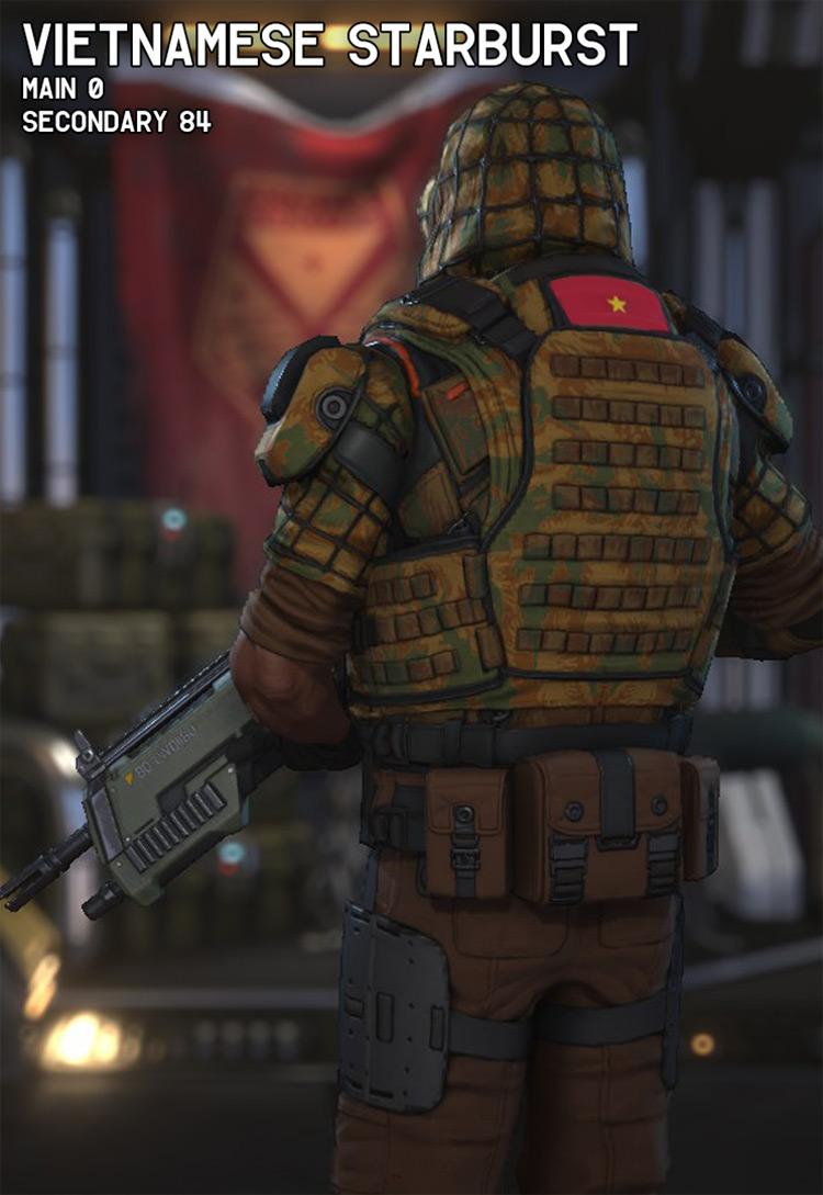 Military Camouflage Patterns XCOM 2 mod