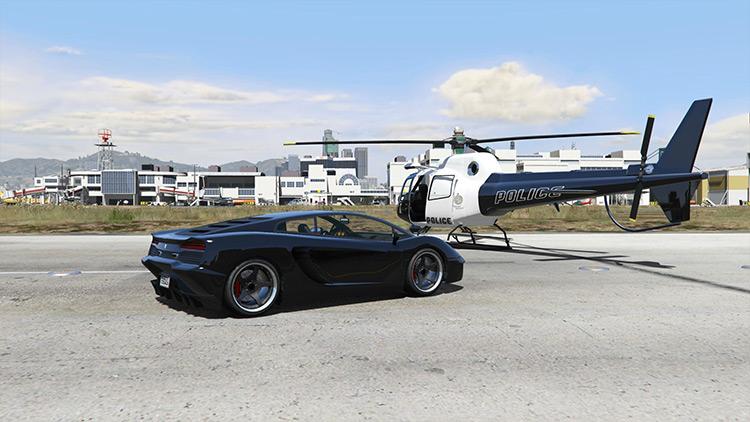 R*hancer Photorealism Mod for GTA 5