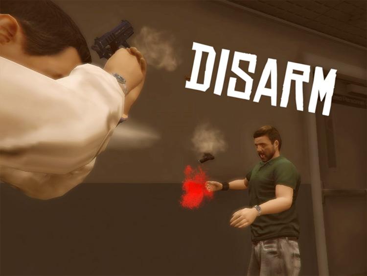 Disarm mod for GTA 5