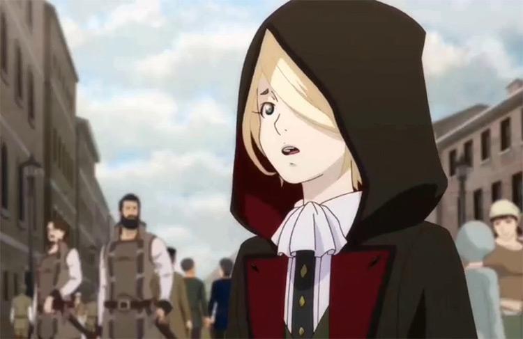 Mugaro Shingeki no Bahamut Genesis anime screenshot