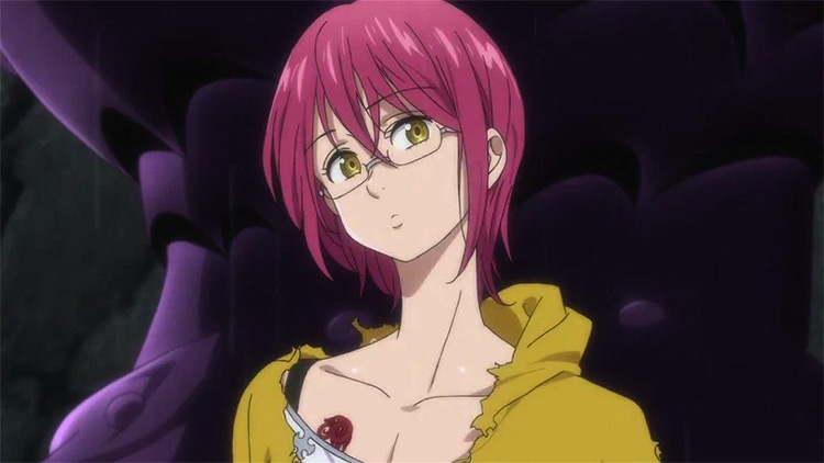 Gowther Seven Deadly Sins anime screenshot