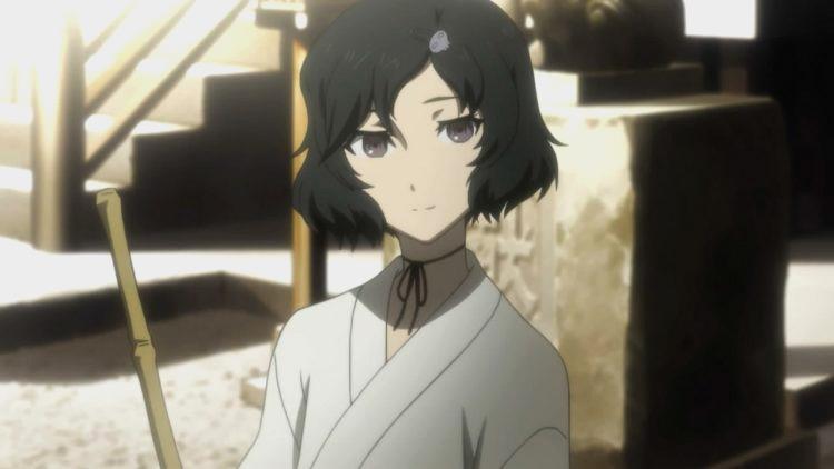 Ruka Urushibara from Steins;Gate anime