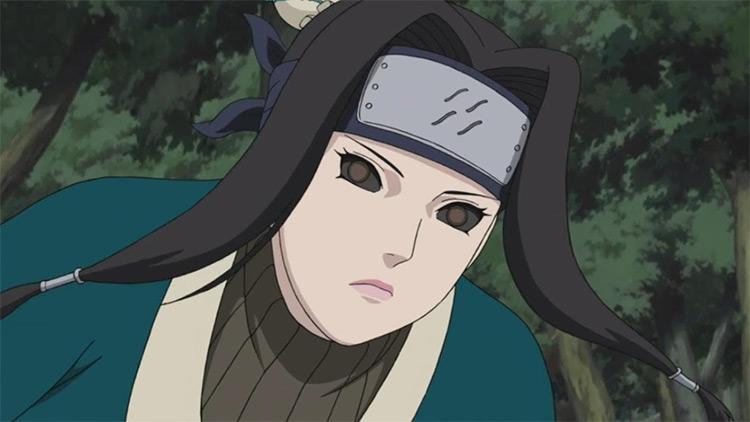 Haku Naruto anime screenshot