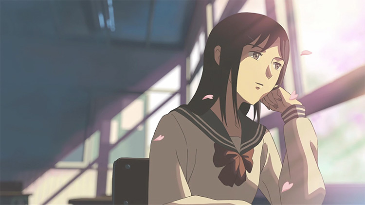 5 Centimetres per Second anime
