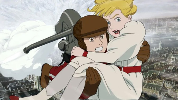 Steamboy anime screenshot