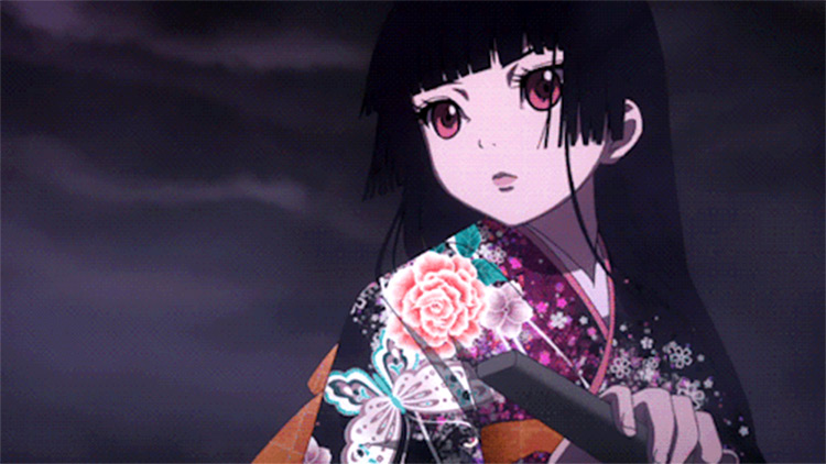 Hell Girl anime screenshot
