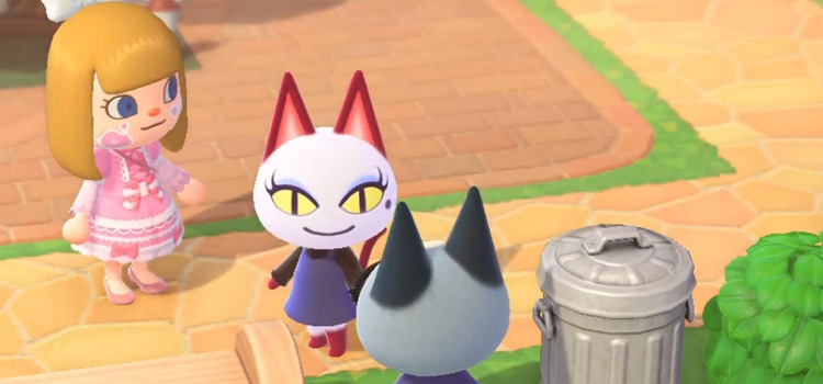 Animal Crossing 20 Best Cat Villagers From All Games Fandomspot