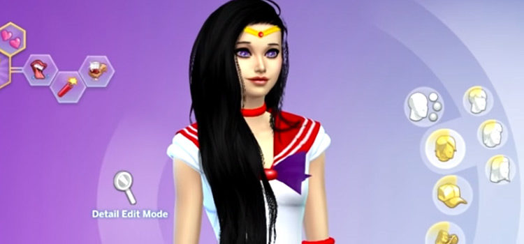 Best Sims 4 Sailor Moon CC & Mods (All Free)