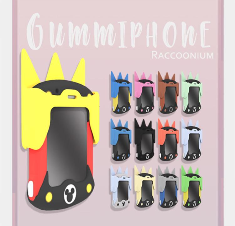 Gummiphone mod in Sims 4