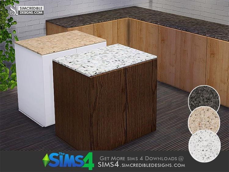 Natural Kitchen Counter CC - TS4