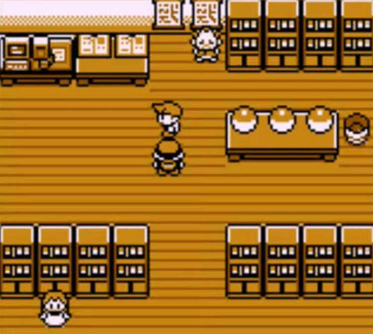 Pokémon Brown (2014) ROM hack screenshot