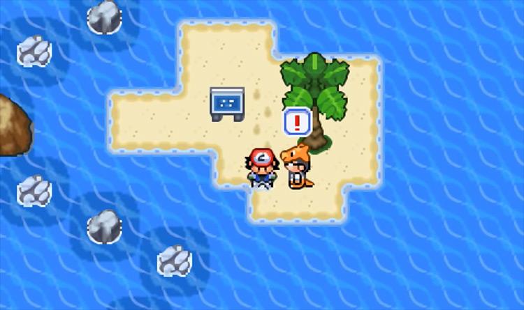 Pokémon Orange Islands ROM hack
