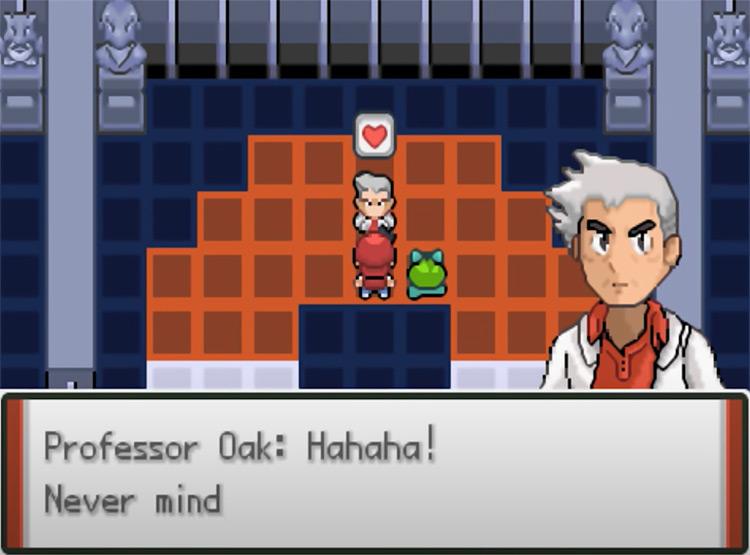 Pokémon Adventure Red ROM hack