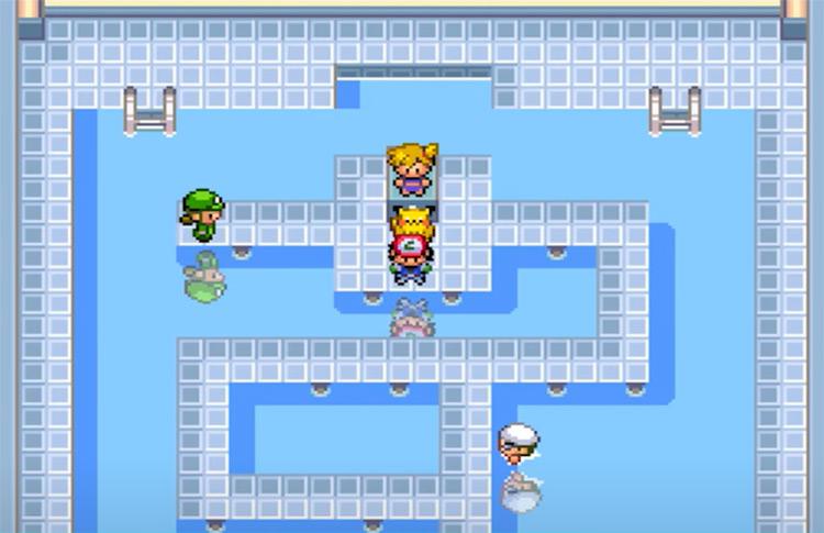 Pokémon Fire Ash ROM hack