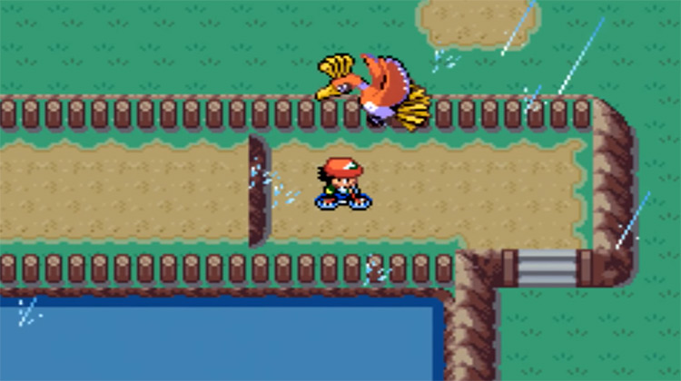 Pokémon Ash Gray ROM hack
