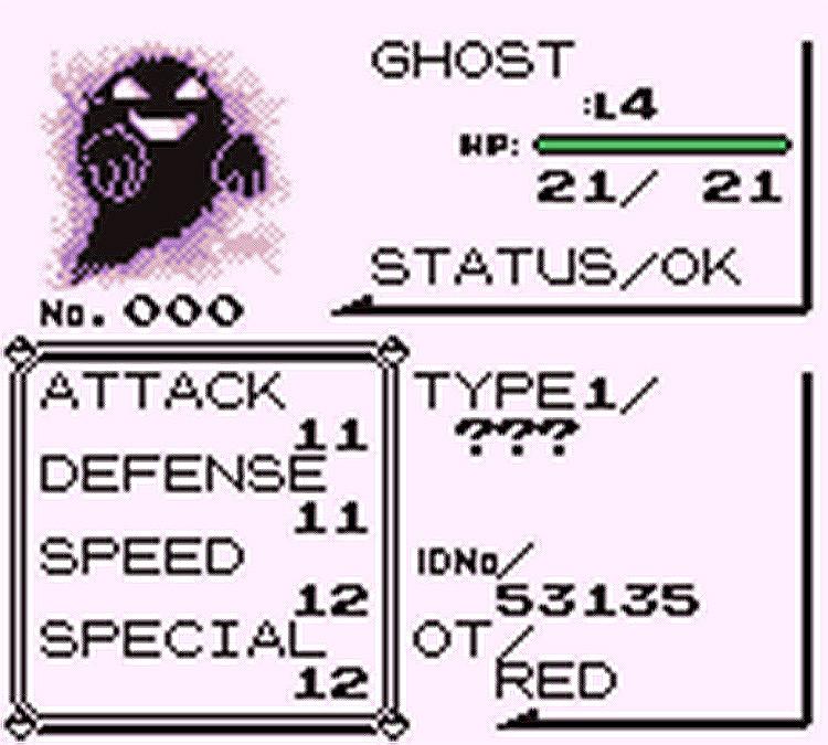 Pokémon Black (GEN I ROM Hack) screenshot