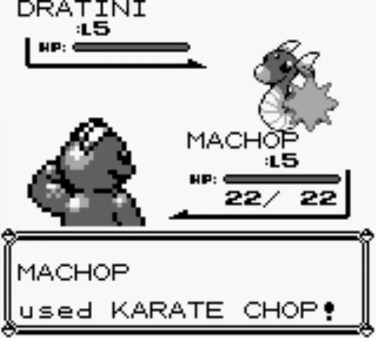 Pokémon Little Cup Red ROM hack