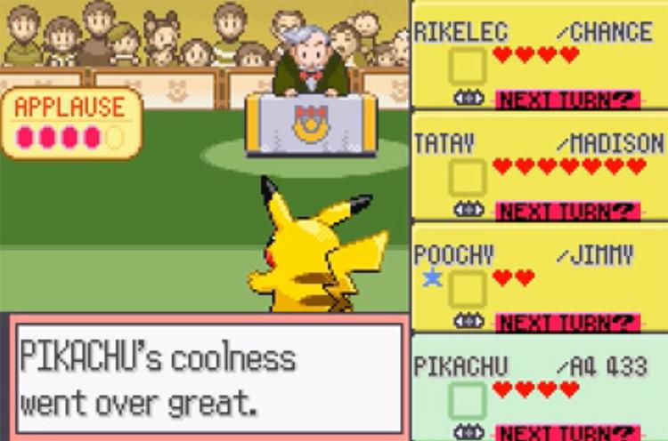 Pokémon Pink ROM hack screenshot