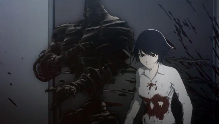Ajin: Demi-Human anime