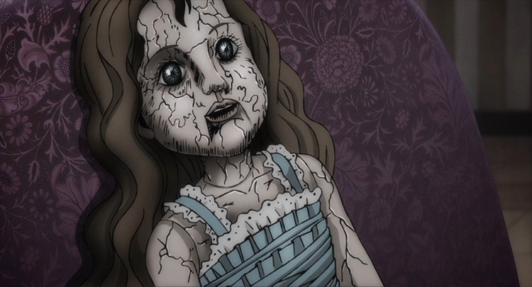 The Junji Ito Collection anime