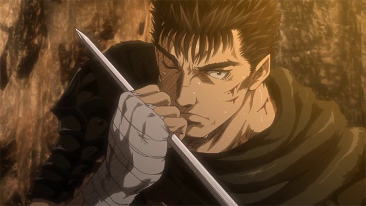 Berserk anime screenshot