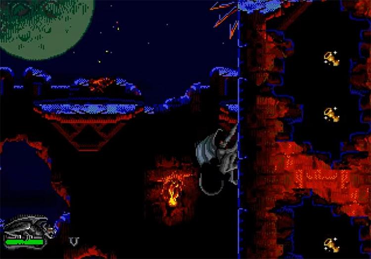 Gargoyles gameplay screenshot