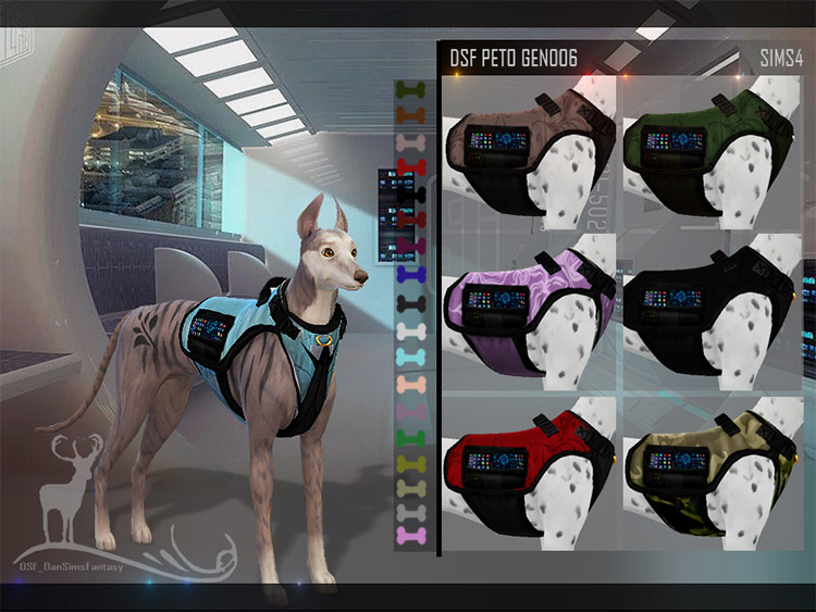 Peto Gen006 Sims4 CC