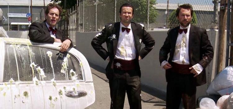 Gang Recycles Their Trash - IASIP Screenshot