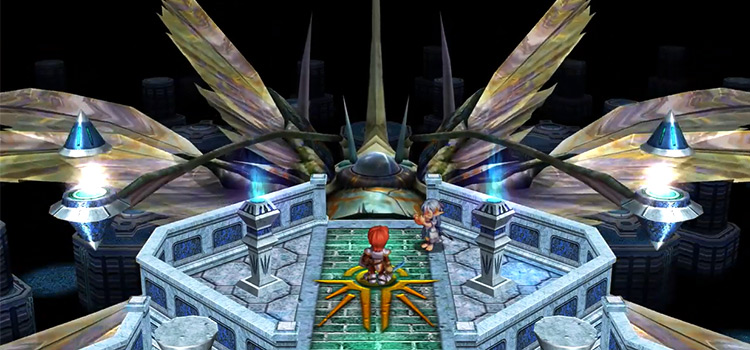 Ys VI - Ark of Napishtim Screenshot
