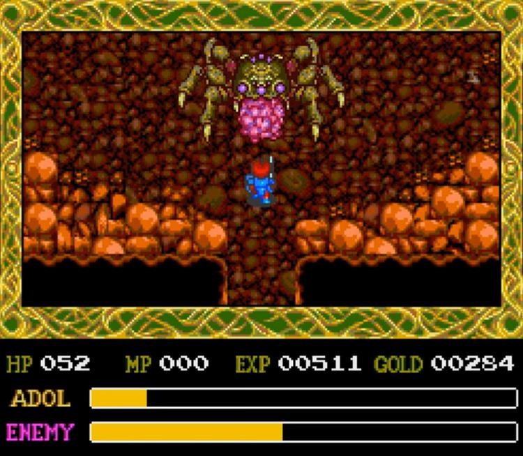 Ys IV: Dawn of Ys game screenshot