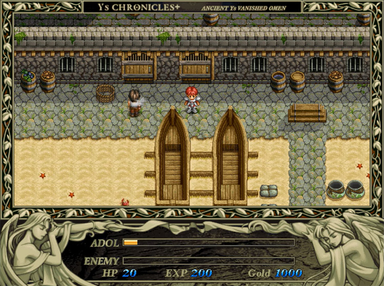 Ys I: Ancient Ys Vanished game screenshot